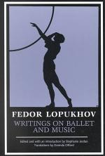 Writings on Ballet and Music
