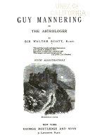 Download The Waverley Novels  Guy mannering  Red gauntlet Book