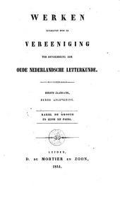 Roman van Karel den Grotten en zijne XII pairs (fragmenten)