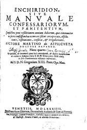 Enchiridion confessariorum