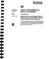 Chequamegon-Nicolet National Forest (N.F.), Northwest Howell Project: Environmental Impact Statement