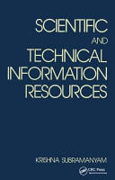Scientific and Technical Information Resources PDF