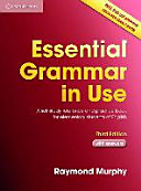 Essential grammar in use : a self- study reference and practice book for elementary students of English ; with answers ; pull-out grammar reference pocket giude