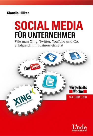 Social Media f  r Unternehmer PDF
