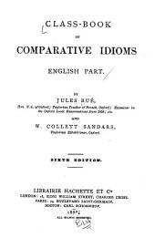 Class-book of Comparative Idioms: English Part