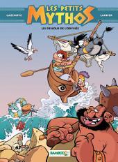 Les Petits Mythos - Tome 6 - Les dessous de l'Odyssée