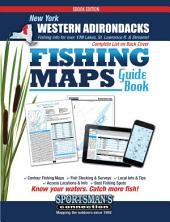 New York - Western Adirondacks Fishing Map Guide