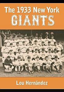 The 1933 New York Giants PDF