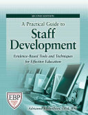 A Practical Guide to Staff Development PDF