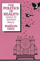 The Politics of Reality
