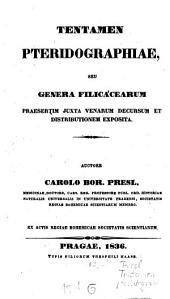 Tentamen Pteridographiae: seu genera filicacearum praesertim iuxta venarum decursum et distributionum exposita, Volume 3