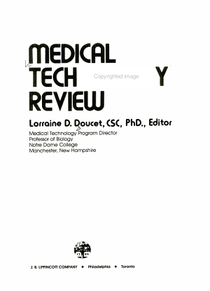 Medical Technology Review PDF