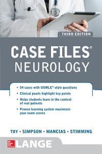 Case Files Neurology  Third Edition Book