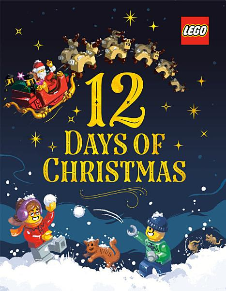 Download 12 Days of Christmas  LEGO  Book