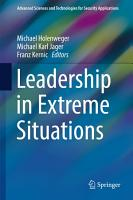 Leadership in Extreme Situations PDF