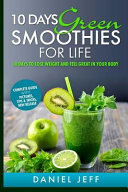 10 Days Green Smoothies for Life PDF