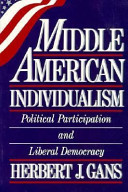 Middle American Individualism PDF