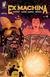 Ex Machina (2004-) #11