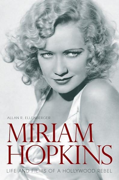 Download Miriam Hopkins Book