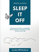 Sleep It Off PDF