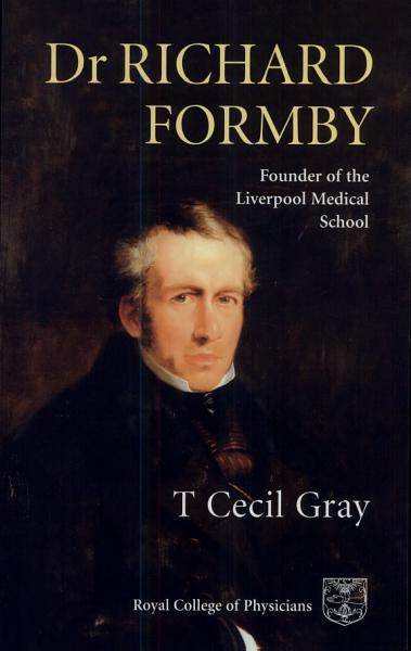 Dr Richard Formby