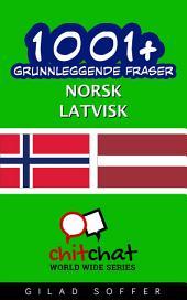 1001+ grunnleggende fraser norsk - latvisk