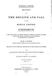 The History of the Decline and Fall of the Roman Empire: Volume 2