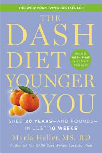 The DASH Diet Younger You Book