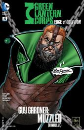 Green Lantern Corps: Edge of Oblivion (2016-) #4