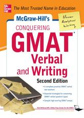McGraw Hills Conquering GMAT Verbal and Writing  2nd Edition PDF