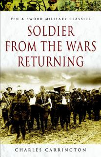 Soldier from the Wars Returning Book
