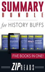 SUMMARY BUNDLE   For History Buffs Book