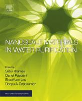 Nanoscale Materials in Water Purification PDF