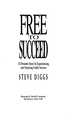 Free to Succeed PDF