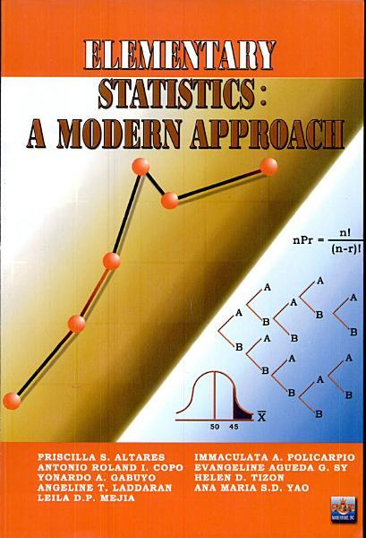Elementary Statistics : a Modern Approach' 2003 Ed.