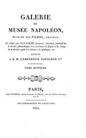 Galerie du Musée Napoléon: Volume8