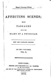Affecting scenes: being passages from the diary of a physician, Volume 2