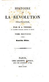 Histoire de la Revolution Française: Volume5