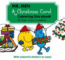 Mr Men a Christmas Carol Colouring Storybook PDF