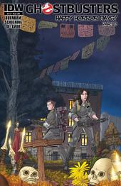 Ghostbusters (2013-) #10