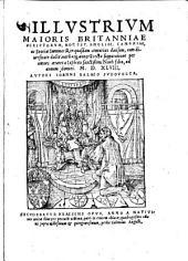 Illustrium Majoris Britaniae Scriptorum ... Summarium