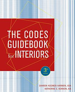 The Codes Guidebook for Interiors Book