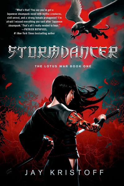 Download Stormdancer Book