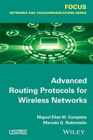 Advanced Routing Protocols for Wireless Networks PDF