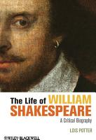 The Life of William Shakespeare PDF