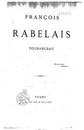 François Rabelais tourangeau: poésie