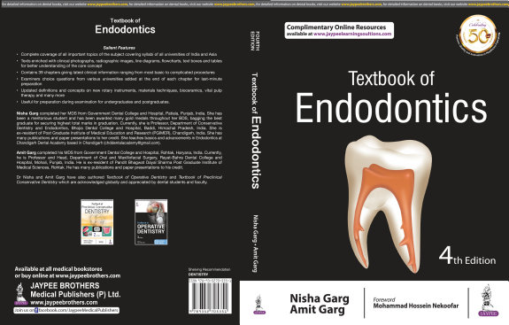Textbook of Endodontics PDF