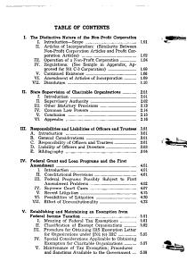 Charitable and Nonprofit Organizations PDF