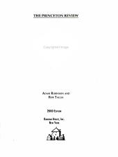 Cracking the LSAT PDF