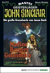 John Sinclair - Folge 0274: Nadine Bergers Geheimnis (2. Teil)